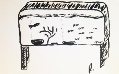 Kurzgeschichte – Das Aquarium