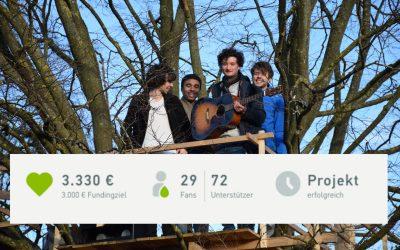 Erfolgreiches Crowdfunding 2017